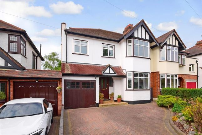Thumbnail Semi-detached house for sale in Underwood Road, London