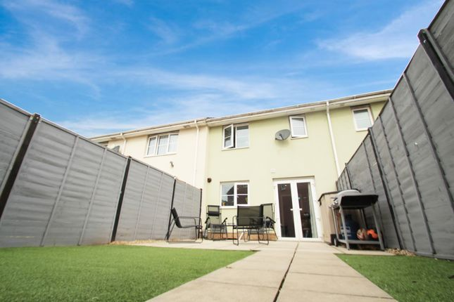 Terraced house for sale in Junction Gardens, Plymouth