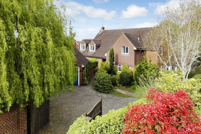 Thumbnail Detached house for sale in Wendan Road, Newbury