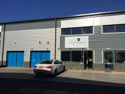 Thumbnail Light industrial to let in Unit Bulwark, Daedalus Park, Solent Enterprise Zone, Lee-On-The-Solent, Hampshire