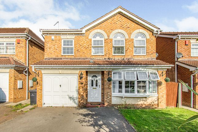 Thumbnail Detached house for sale in Atebanks Court, Balby, Doncaster