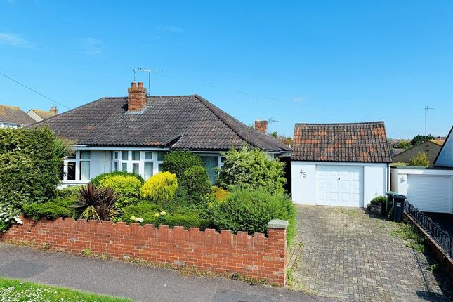 Thumbnail Semi-detached bungalow for sale in Eastwick Road, Taunton