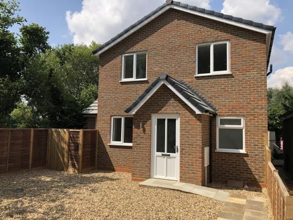 Thumbnail Detached house for sale in Park View, Stevenage, Hertfordshire