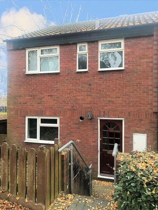 Thumbnail Terraced house to rent in Carlcroft, Wilnecote, Tamworth