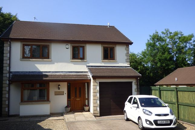 Thumbnail Detached house for sale in Lewis Road, Neath, West Glamorgan.