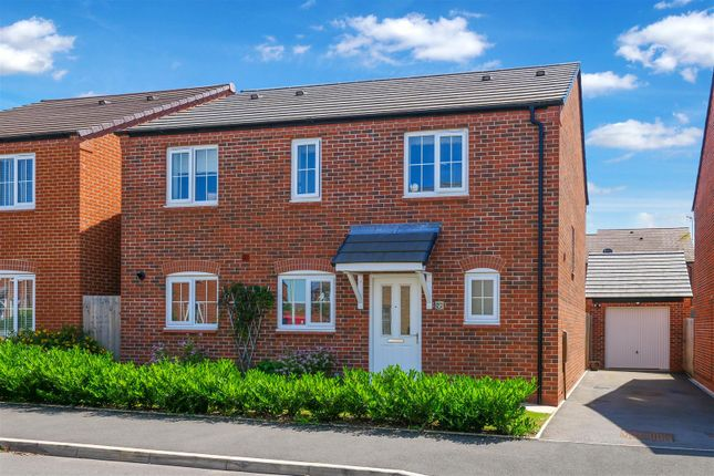 Detached house for sale in Chestnut Way, Bidford-On-Avon, Alcester