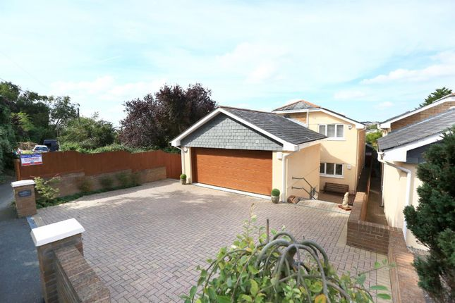 Thumbnail Detached house for sale in Blackberry Close, Plymstock, Plymouth