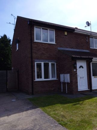 Thumbnail Semi-detached house to rent in Chesney Road, Lincoln