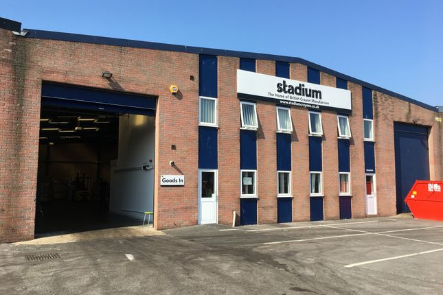 Thumbnail Industrial to let in Unit 16 Central Trading Estate, Marine Parade, Southampton