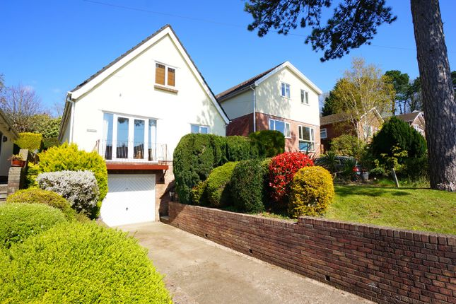 Thumbnail Detached bungalow for sale in Manor Road, Risca, Newport