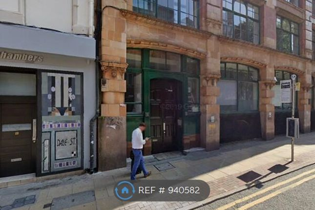 1 bed flat to rent in Dale Street, Manchester M1