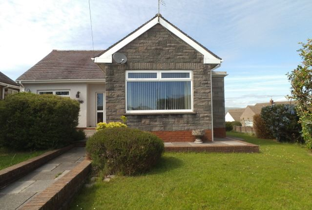 Thumbnail Bungalow for sale in Hillcrest, Penyfai, Bridgend