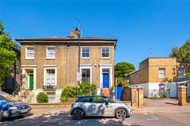 4 bed semi-detached house for sale in Morton Road, London N1