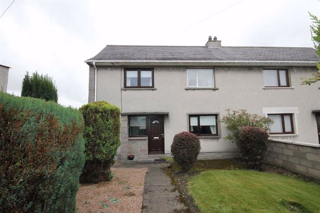 Thumbnail Semi-detached house for sale in Police Lane, Turner Street, Keith