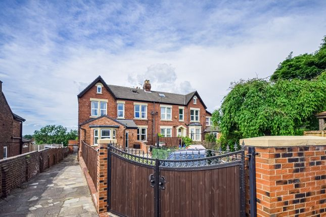 Thumbnail Town house for sale in Leeds Road, Glasshoughton, Castleford