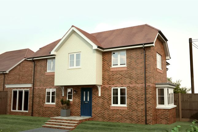 Thumbnail Detached house for sale in Sherborne Way, Hedge End, Southampton
