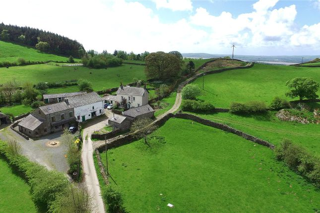 Thumbnail Detached house for sale in Howbarrow Farm, Cartmel, Grange-Over-Sands, Cumbria
