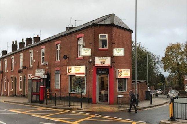 Thumbnail Retail premises for sale in Ashton Road, Oldham