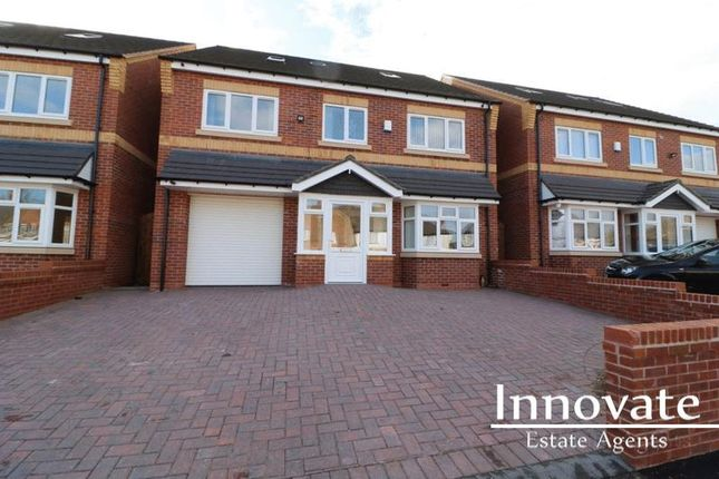 Thumbnail Detached house for sale in Basons Lane, Oldbury