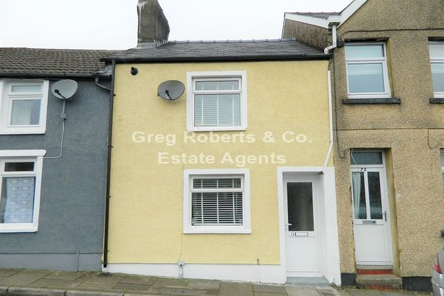 Thumbnail Terraced house for sale in Queen Victoria Street, Tredegar