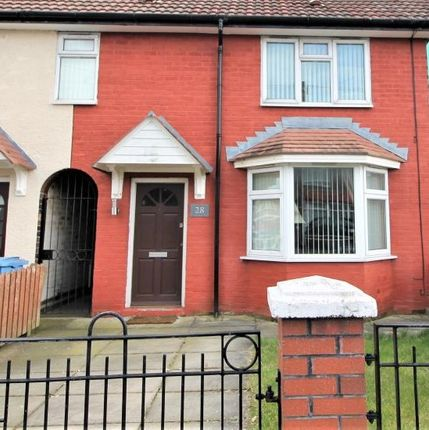 3 bed terraced house to rent in Burtree Road, Liverpool L14