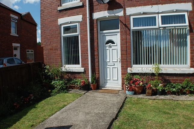 Thumbnail Flat for sale in Rothesay Terrace, Bedlington
