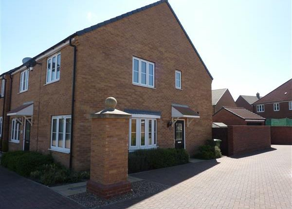 Thumbnail Semi-detached house for sale in James Major Court, Cleethorpes