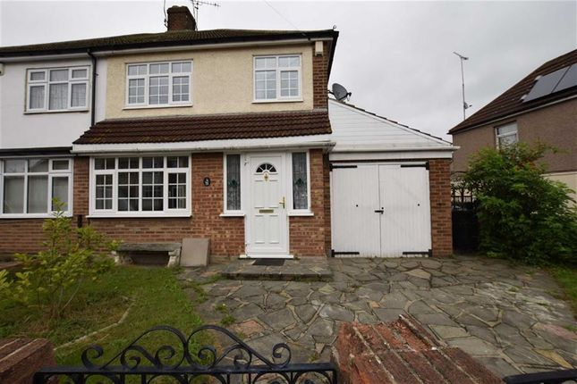 Thumbnail Semi-detached house for sale in Prospect Avenue, Stanford-Le-Hope, Essex