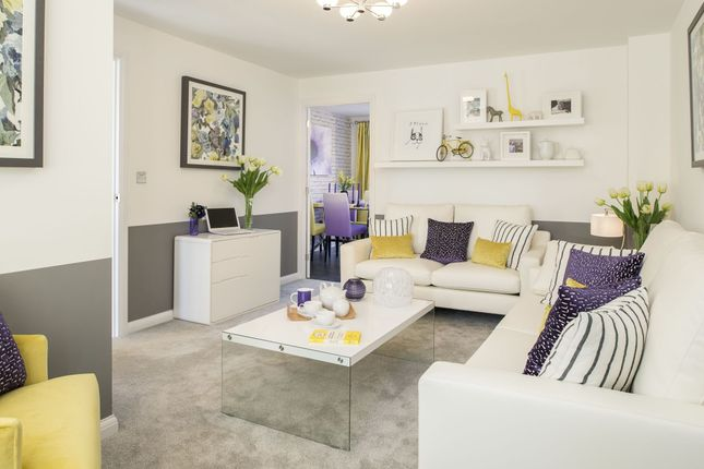 """Thumbnail Terraced house for sale in """"Finchley"""" at Peg Hill, Yate, Bristol"""
