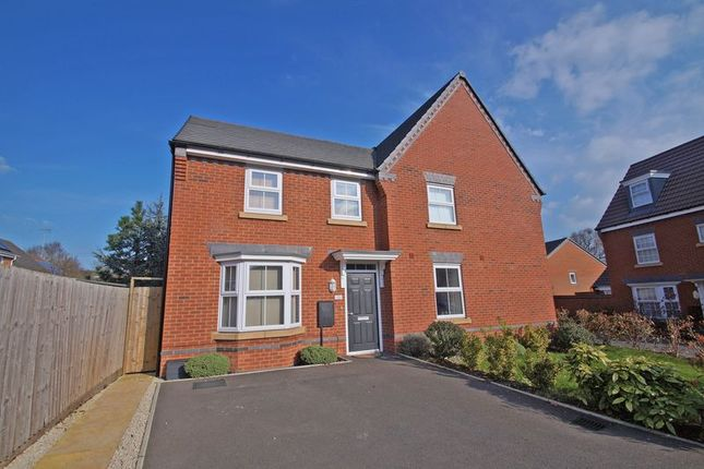 Thumbnail Semi-detached house for sale in Harris Close, Greenlands, Redditch