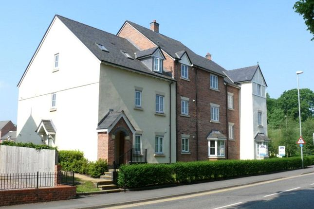 Thumbnail Flat for sale in Siddals Court, Nantwich, Cheshire