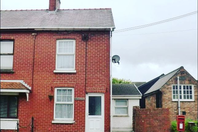 Thumbnail Semi-detached house to rent in Pencader, Carmarthenshire