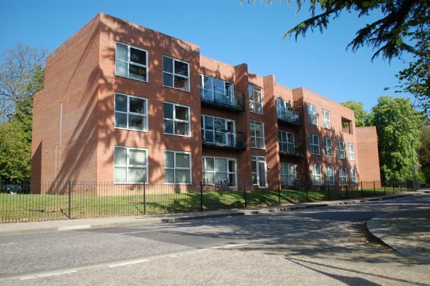 Thumbnail Flat for sale in St Georges House, St Crispin Drive, St Crispins, Northampton
