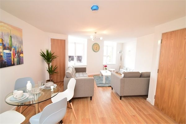 2 bed flat for sale in Apartment 8, 6-10 St Marys Court, Millgate, Stockport, Cheshire