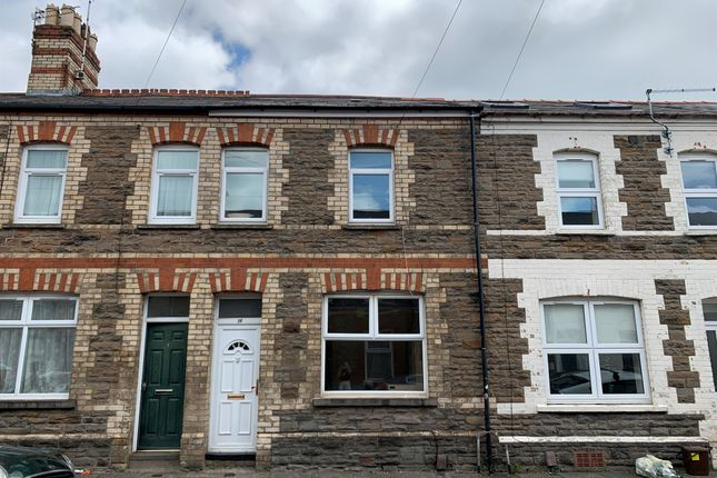 Thumbnail Terraced house for sale in Minny Street, Cathays, Cardiff