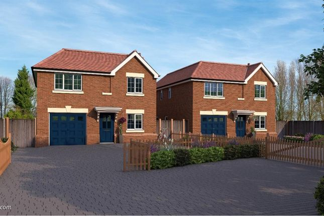 Thumbnail Detached house for sale in Hazelwood Lane, Ampthill, Bedford
