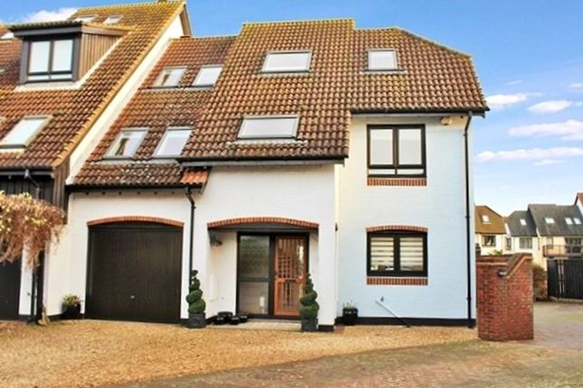 Thumbnail Semi-detached house for sale in White Heather Court, Hythe, Southampton