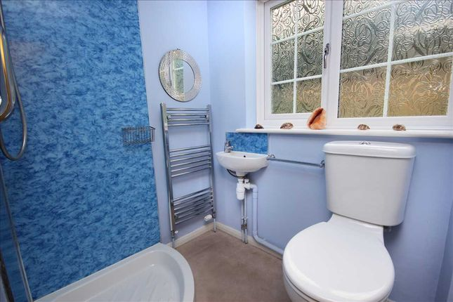Shower Room of Hamlet Court, Bures CO8