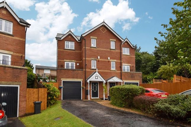 Thumbnail Semi-detached house for sale in Scholars Rise, Bromley Cross, Bolton