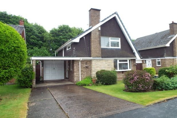 Thumbnail Property to rent in North Drive, High Legh, Knutsford