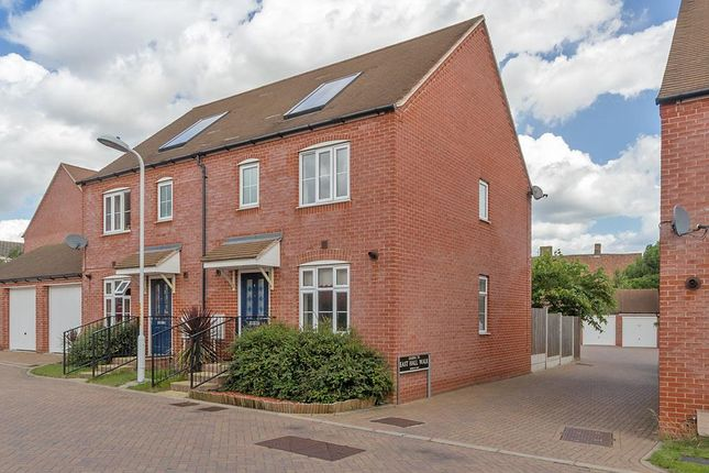 Thumbnail Semi-detached house to rent in Symonds Drive, Great Easthall, Sittingbourne