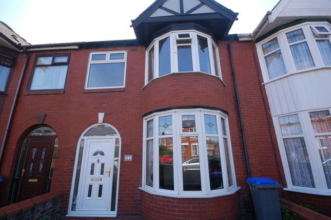 External of Rectory Road, Blackpool FY4