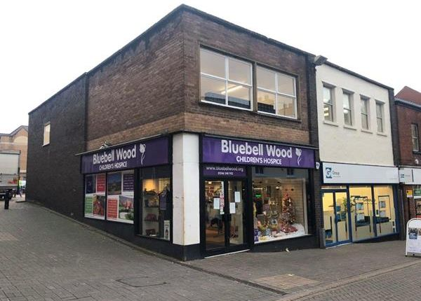 Thumbnail Retail premises to let in 10, Packers Row, Chesterfield