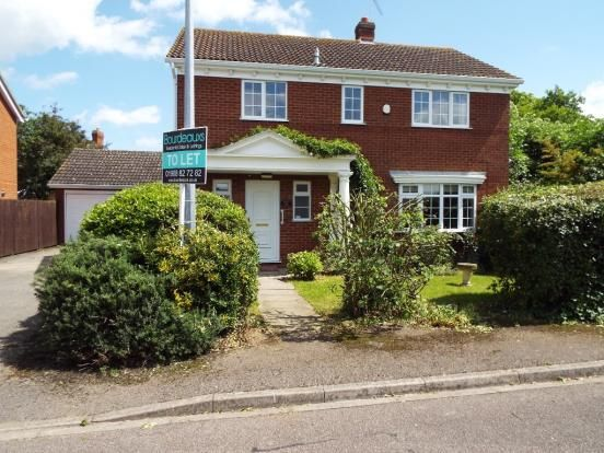 Thumbnail Detached house to rent in Willow Springs, Cranfield