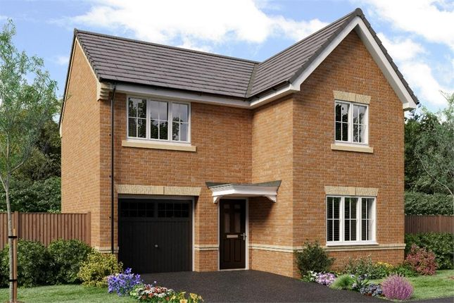 "Thumbnail Detached house for sale in ""The Tweed"" at Weldon Road, Cramlington"