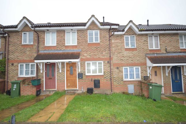 Thumbnail Terraced house to rent in St. Georges Close, London