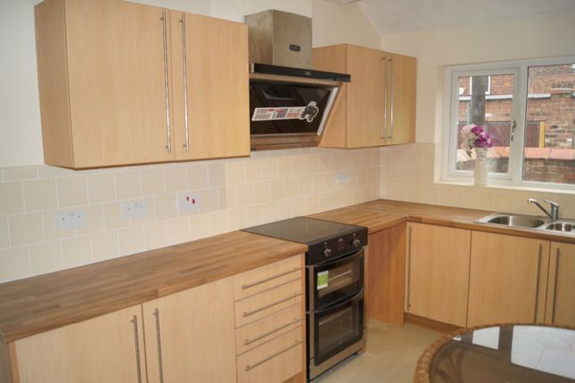 Thumbnail Terraced house to rent in Hall Grove, Manchester