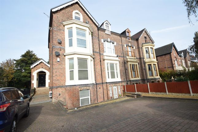 Thumbnail Flat to rent in Lorne Court, Lorne Road, Prenton