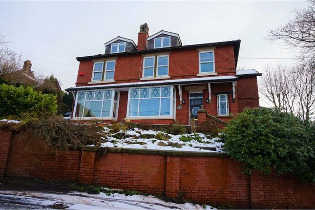 Thumbnail Detached house for sale in Gallowsclough Road, Stalybridge