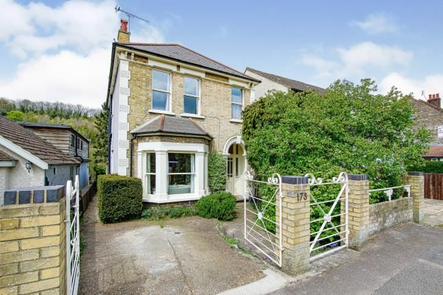 Thumbnail Detached house for sale in Croydon Road, Caterham, Surrey